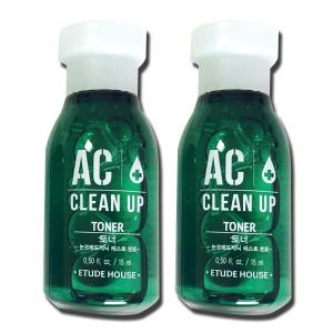 [S] ETUDE HOUSE AC Clean Up Toner 15ml*2ea