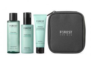 [TY] INNISFREE FOREST FOR MEN Skin Care 2 Set