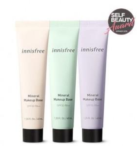 [INNISFREE] Mineral Make up Base 40ml