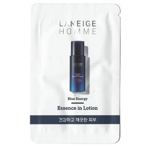[S] LANEIGE Homme Blue Energy Essence In Lotion 1ml*10ea