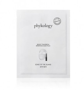 [R] Phykology Bright Tomorrow Renewing Mask Pack 23g