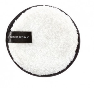 NATUREREPUBLIC Beauty Tool  Microfiber Cleansing Pad