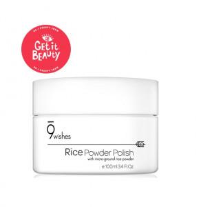 [Online Shop] 9wishes Rice powder polish 100ml
