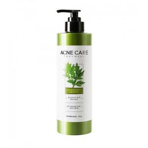 [Online Shop] SHOWER MATE Mugwort Acne Care Body Wash 500g