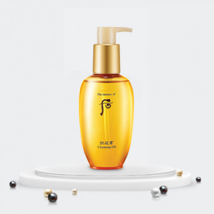 The History of Whoo Gongjinhyang Cleansing Oil 200ml