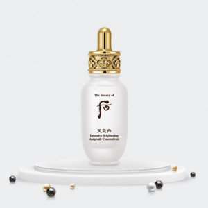 The History of Whoo Cheongidan Intensive Brightening Ampoule 30ml