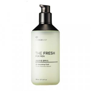 THE FACE SHOP The Fresh For Men Oil Control Fluid