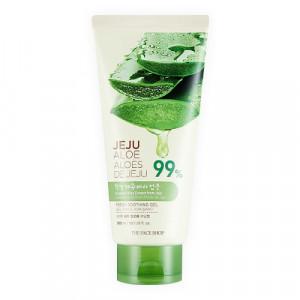 [THE FACE SHOP] Fresh Jeju Aloe Soohing Gel 300ml