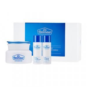 THE FACE SHOP Dr. Belmer Advanced Cica Moisture Cream Gift Set 60ml + 30ml + 30ml