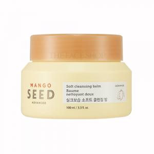 THE FACE SHOP Mango Seed Silk Moisturizing Soft Cleansing Balm 100ml
