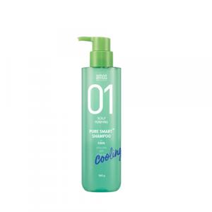 [SALE] AMOS PROFESSINAL Pure Smart Shampoo Cool 500g