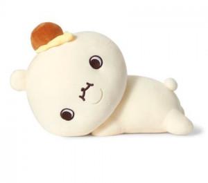 [R] TWOTUCKGOM Body Pillow - Honey