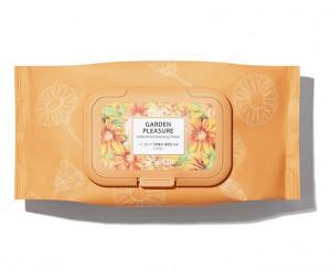 THE SAEM Garden Pleasure Calendula Cleansing Tissue 100ea