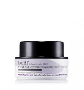 [R] BELIF First Aid Overnight Skin Regeneration Mask 50ml