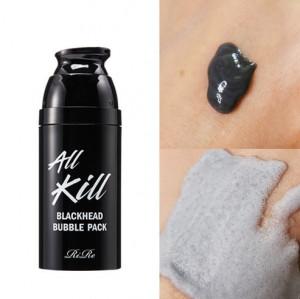[SALE] RIRE All Kill BlackHead Bubble Pack 50ml