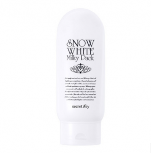 [SALE] SECRET KEY Snow White Milky Pack 200g