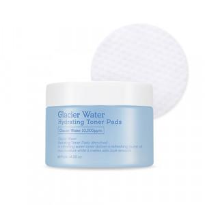 APIEU Glacier Water Hydrating Toner Pads 60ea/115g