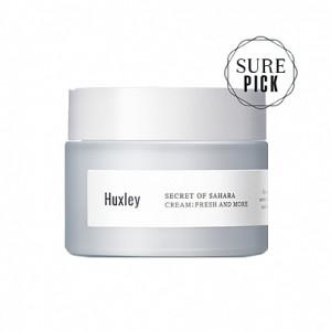 [Bundle] HUXLEY Cream Fresh And More 50ml*10ea