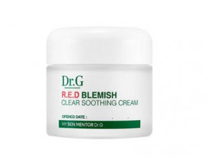 [SALE] Dr.G RED Blemish Clear Soothing Cream 70ml