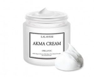 LALAVESI Akma Cream  Organic 70g