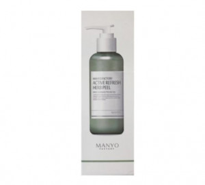 [SALE] MANYO FACTORY Active Refresh Herb Peel 120ml