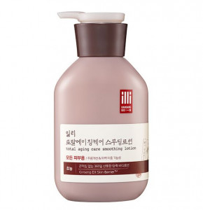 ILLI Yoon Total Age care smoothing Lotion 350ml