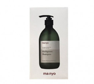 [SALE] MANYO FACTORY Herb Green Natural Hair Shampoo 510ml