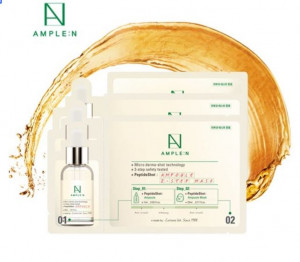 [SALE] AMPLE N Peptide shot ampoule 2step mask x5sheet