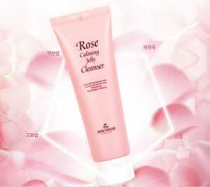 The skin house Rose Calming Jelly Cleanser 120ml