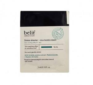 [S] BELIF Stress Shooter Cica Bomb Cream 3mlx5ea (15ml)
