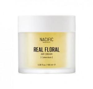 NACIFIC Real Floral air cream (Calendula) 100ml