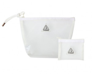 STYLENANDA 3CE Minimal elements mesh pouch