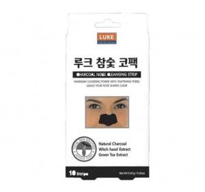 [Online Shop] LUKE Charcoal Nose Cleansing Strips 10pcs