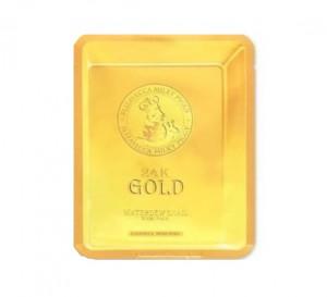 [S] Elizavecca milky piggy 24K Gold water Dual snail mask pack