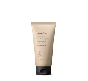 [SALE] INNISFREE Jeju Volcanic pore cleansing foam 150ml