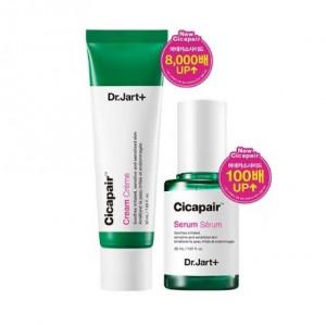 DR.JART Cicapair Cream 50ml +Serum 50ml