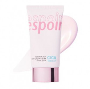 ESPOIR Water Splash Cica Tone up cream SPF50+ PA++++ 60ml