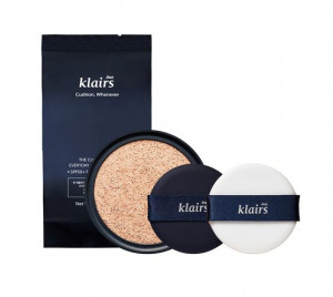 KLAIRS Cushion,Whenever SPF50+PA+++ 15g [Refill]