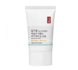 ILLIYOON Daily defence Mineral sun cream SPF50+ PA++++ 50ml