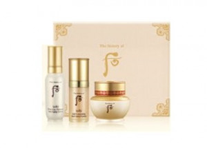 [S] The history of Whoo Bicheop 3-step special Gift kit