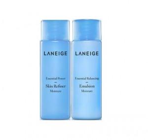 [S] LANEIGE Essential Power Skin +emulsion Refiner Moisture 25ml