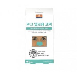 [Online Shop] LUKE Aloe Nose Cleansing Strip 10pcs
