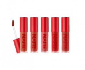 [Online Shop] EGLIPS Matte fit Lip lacquer 4.5g