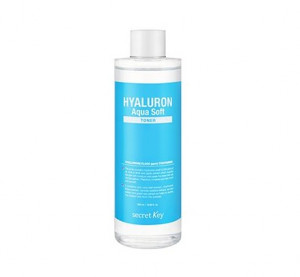 [SALE] SECRETKEY Hyaluron Aqua Soft Toner 500ml