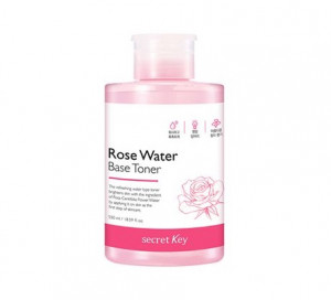 SECRETKEY Rose Water Base Toner 550ml
