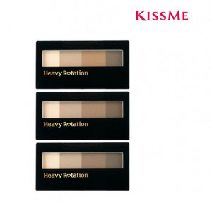 KISSME Heary Rotation Powder 3D Nose shadow eyeborw