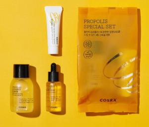 [S] Cosrx Propolis Special set (mini size trial kit)