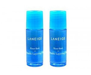 LANEIGE Water Bank Double Layering Oil 5ml*2ea