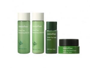 [S] INNISFREE Green Tea Special Kit EX
