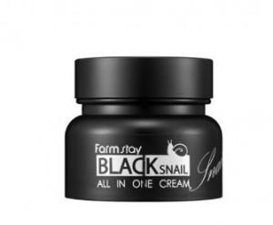 [SALE] FARMSTAY Black Snail All In One Cream 100ml